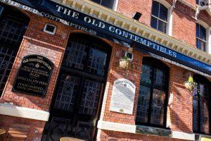 Nicholson's Pubs Exterior Photography