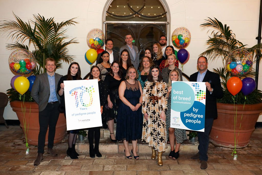 Marking our tenth anniversary with ten reasons to celebrate