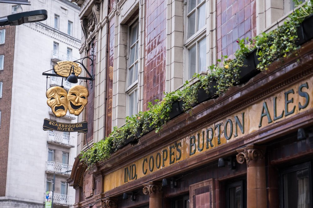 Supporting Nicholson's Pubs with targeted media and influencer relations