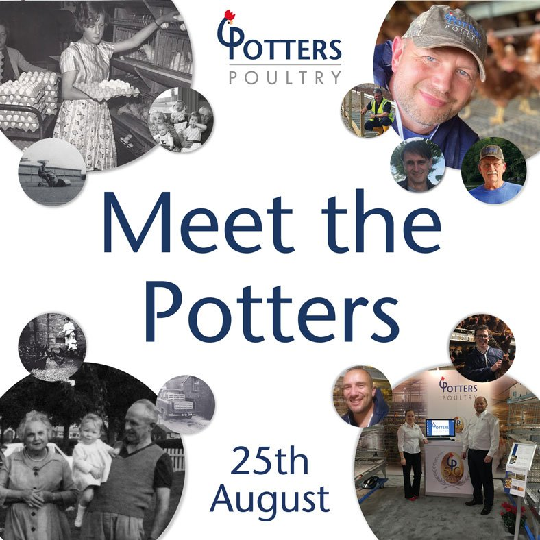 Meet the potters