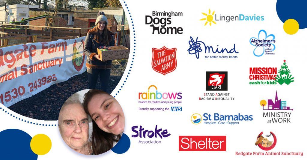 Charity Work Christmas 2020