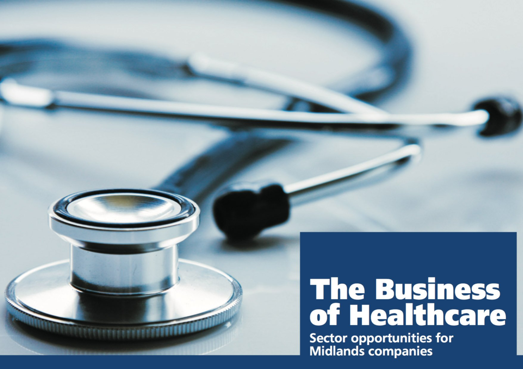 The Business of Healthcare supplement