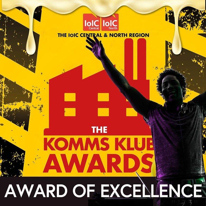 Komms Klub Award of Excellence: Best Digital