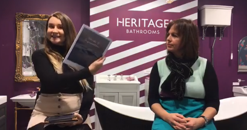 Going Facebook Live with Heritage Bathrooms