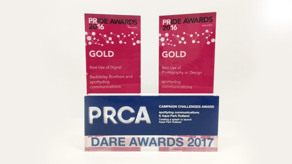 award-winning PR agency