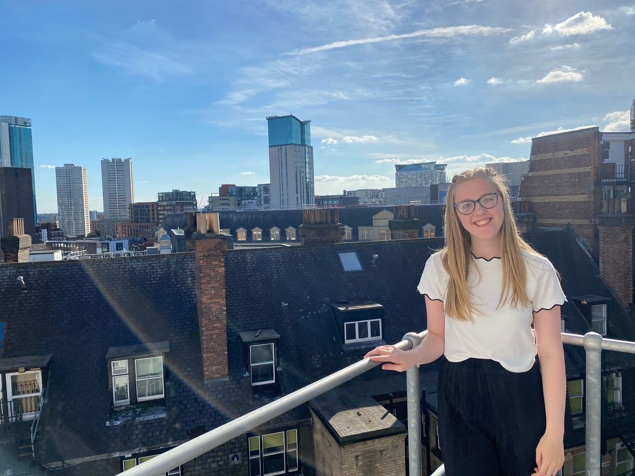 Read more about the article Karlie's top five reasons to study and work in Birmingham